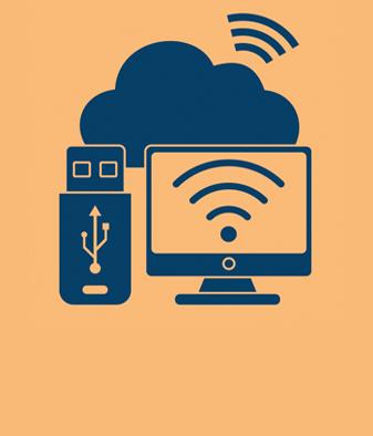 Web Icon - Tech Media & Telecoms