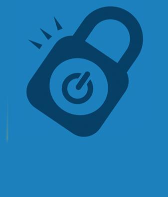 Web Icon - Cyber Liability BLUE