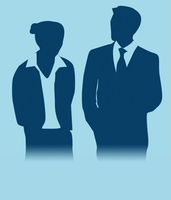Web Icon - Professionals BLUE