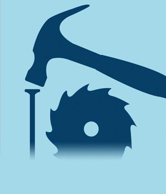 Web Icon - Tradesmen BLUE