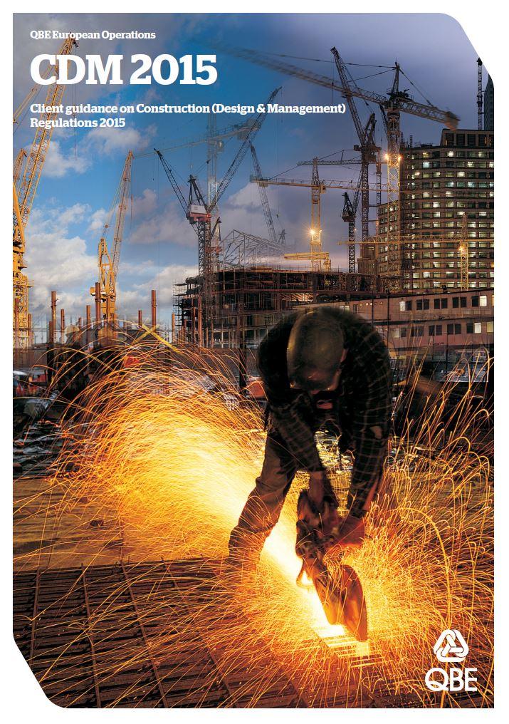 CDM 2015 – Client guidance on Construction (Design & Management) Regulations 2015