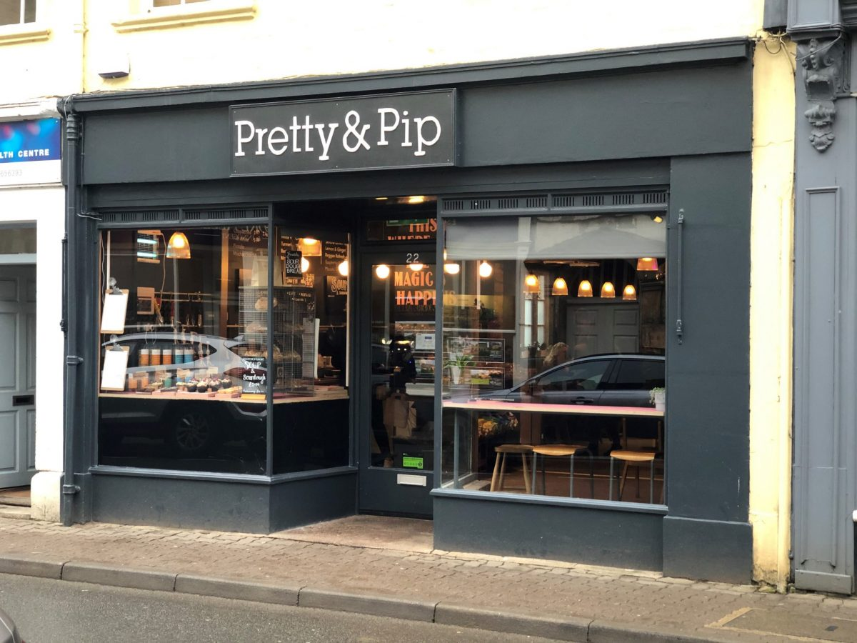 Feature Friday with Pretty & Pip – Shop Front Insurance