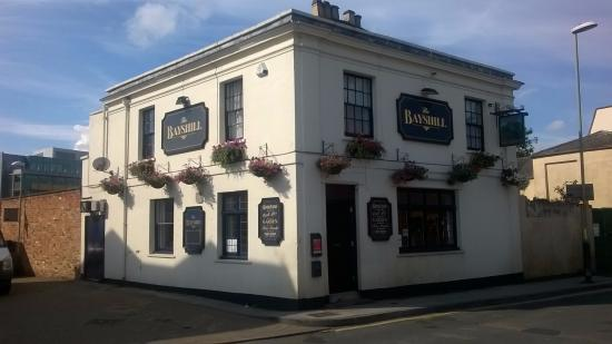Feature Friday with The Bayshill Inn – A Traditional Family Run Pub with Entertainment & Events