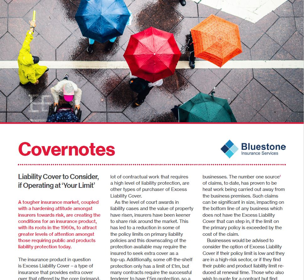 Covernotes Winter 2020