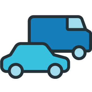 Car and van icon