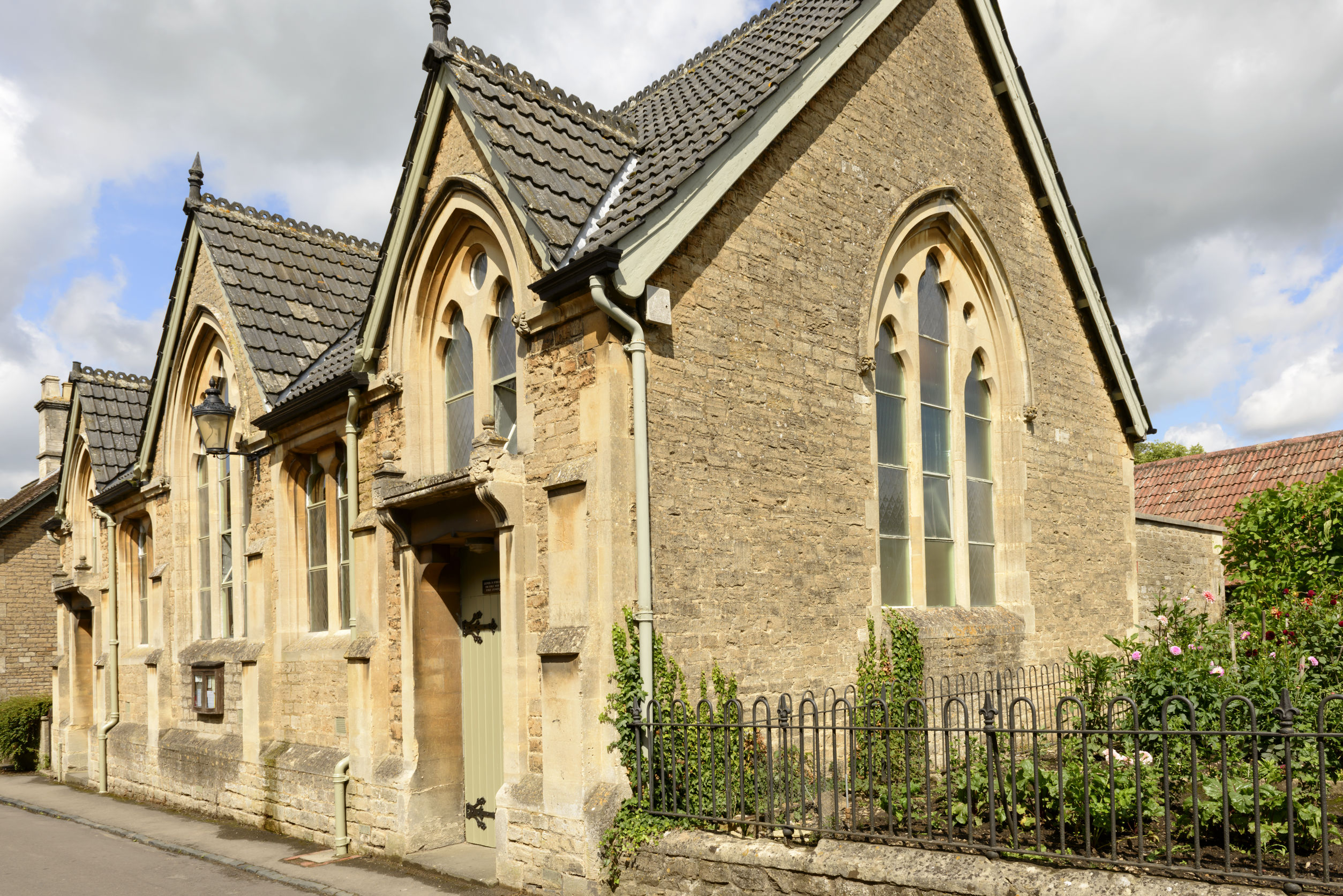 English village hall